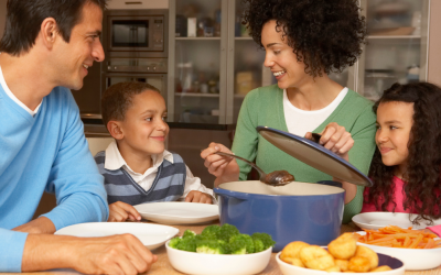 3 Things You Can Do Right Now to Raise Children Who Are Healthy Eaters