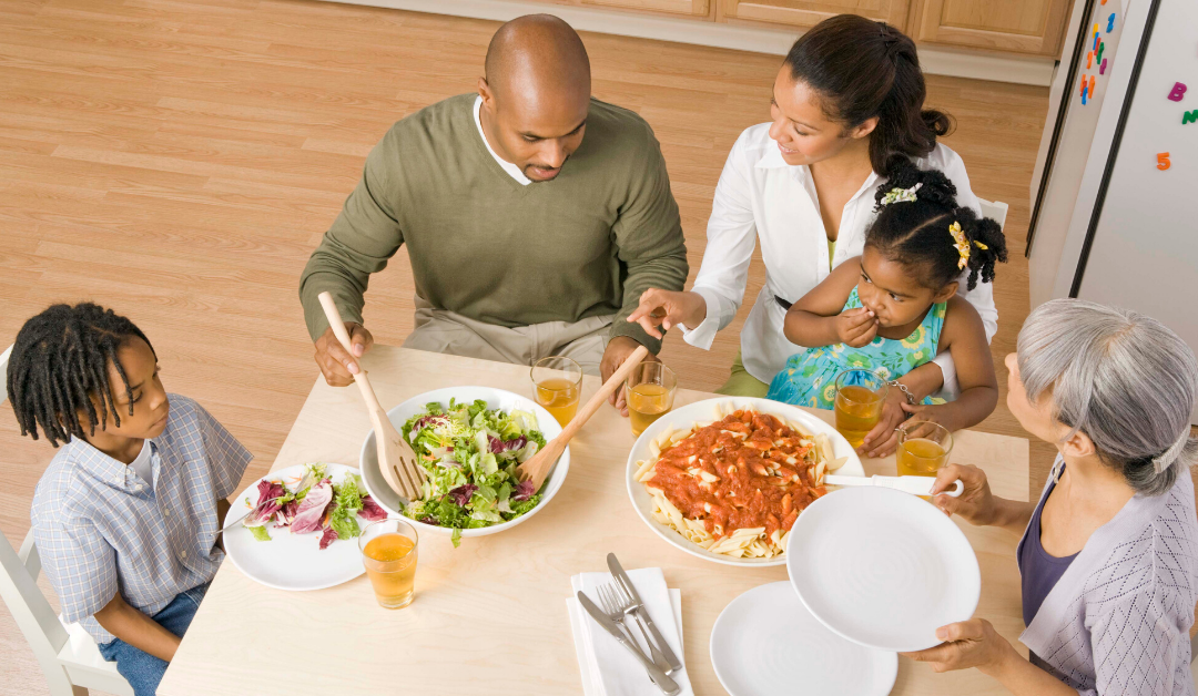 The Why and How of Family Mealtime…